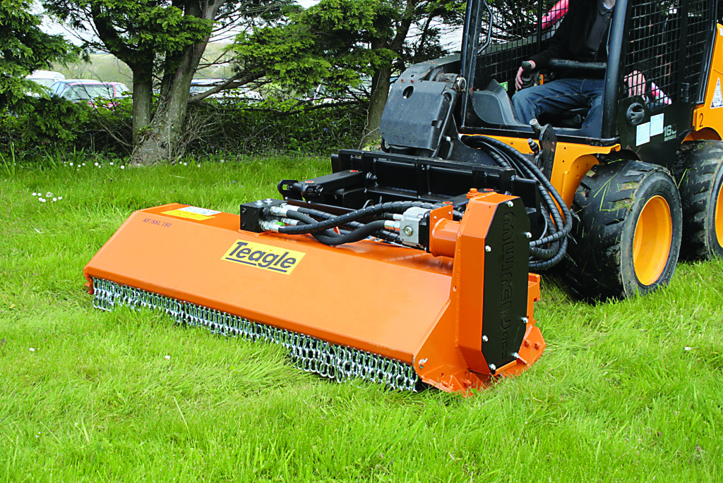 Teagle – Flail Mowers and Mulchers | Martin Pears Engineering