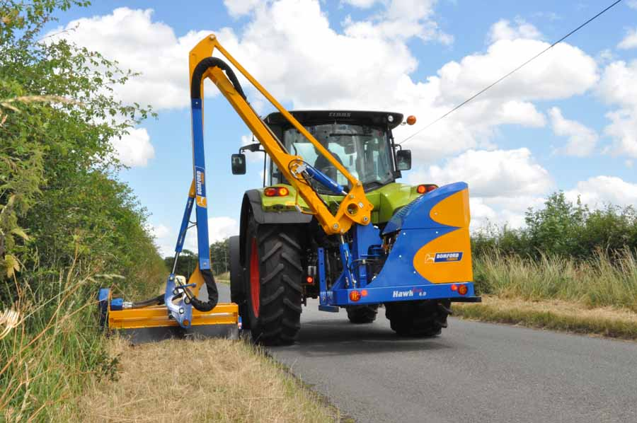 Bomford Hedge Trimmers | Martin Pears Engineering