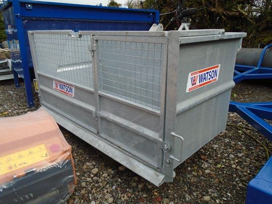 Watson Stock Transport Boxes Martin Pears Engineering